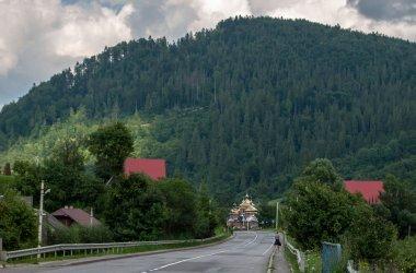 с. Козьова з траси M6