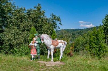 Пам'ятник воїну УПА