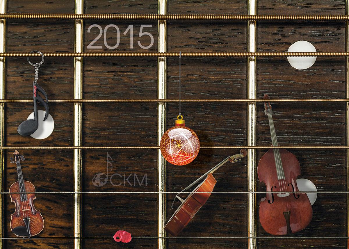 СКМ настінник 2015