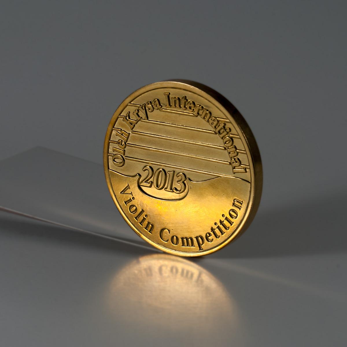 Медаль для конкурса