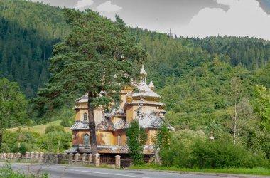 Церква Св. Миколи, 1926, с. Козьова